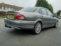 Jaguar X-type 2.0 diesel, full leather, mint condition, Drives beautiful,not audi bmw ford