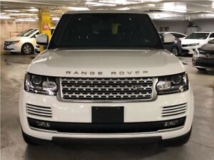 2016 Land Rover Range Rover V8 Supercharged LWB - ACCIDENT FREE