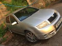 Skoda fabia vrs remapped spears or repairs pd130 engine 6 speed box