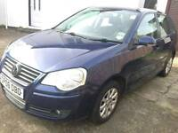 Volkswagen polo 1.4 tdi, 5 door