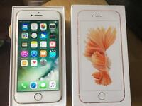iPhone 6S 02 / Giffgaff / Tesco 16GB Gold