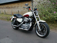 2012 Harley Davidson XL883L Superlow