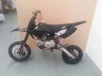 m2r140mx pit bike