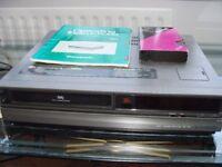 VHS Video Recorder - Panasonic