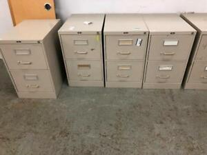 2 Drawer Vertical File Cabinets