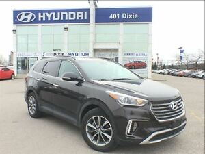 2017 Hyundai Santa Fe XL LUXURY AWD|7 SEATER|LEATHER|BACK-UP CAM