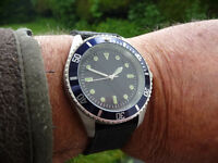MEN`s DIVER STYLE WATCH