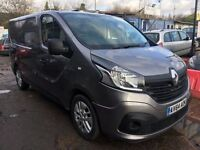 Renault Trafic 1.6 dCi Energy SL27 Business+ Low Roof Van 5dr£9,500 ,FREE WARRANTY. FINANCE AV