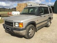 Land Rover Discovery TD5 XS '99 - Spares or Repair