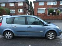 Renault grand scenic 1.5 diesel 7 seater dynamique