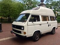SUPERB VW T25 WESTFAIA CLUB JOKER FULL SERVICE LEZ EXEMPT REDUCED BY £1,500 FROM £9498 TO JUST £7998