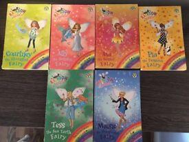 Rainbow Magic Books: The Ocean Fairies & Twilight Fairies