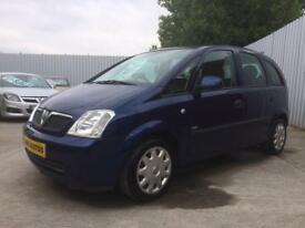 05 Vauxhall Meriva 1.4 Enjoy - MOT AUGUST 2019 - Only 87,000 Miles - Super Little MPV - PX WELCOME