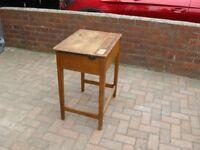 Old School Desk Price Drop