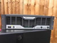 Crown Ce 2000 power amp