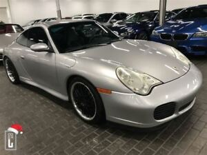 2004 Porsche 911 Carrera, C4S, 6 SPEED MAN TRANS, ONLY 54KM