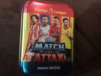 Match Attax 2017/18 swaps