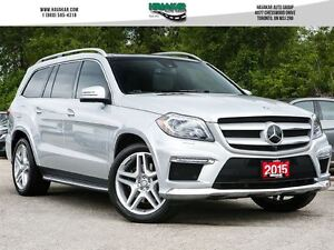 2015 Mercedes-Benz GL-Class 550 4MATIC ULTIMATE LUXURY