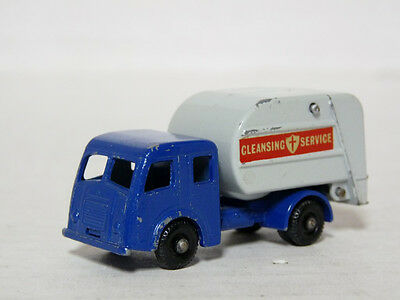Matchbox Lesney 15 1/64 Tippax Refuse Collector Truck Diecast Model Toy Car