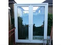 WANTED; UPVC French/Patio Doors