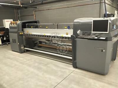 Hp Scitex Lx600 Printer
