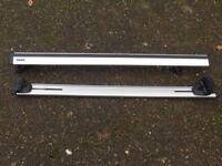 Thule roofrack bars for Q3