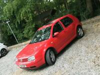 VW Golf Mk4 1.8 Gti Low Millage