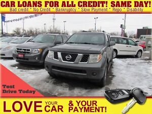 2006 Nissan Pathfinder SE * 7PASS * AWD * AS IS
