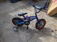Power Rangers Themed Children's Bike