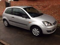 FIESTA TDCi 2008 REG WITH A FULL MOT TILL, FULL SERVICE HISTORY, 1 OWNER & ONLY £30 A YEAR TO TAX