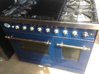 Britannia Range Gas Cooker..90cm. Mint free delivry