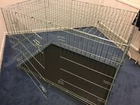 Large dog cage for sale.... never been used. Immaculate condition