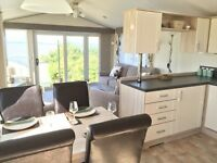 New luxury lodge for sale at St Audries Bay with sea views 41' x 12.6 2 bedroom Atlas Image