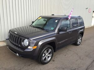 2016 Jeep Patriot Sport/North SPORT NORTH 4X4 EDITION WITH LO...