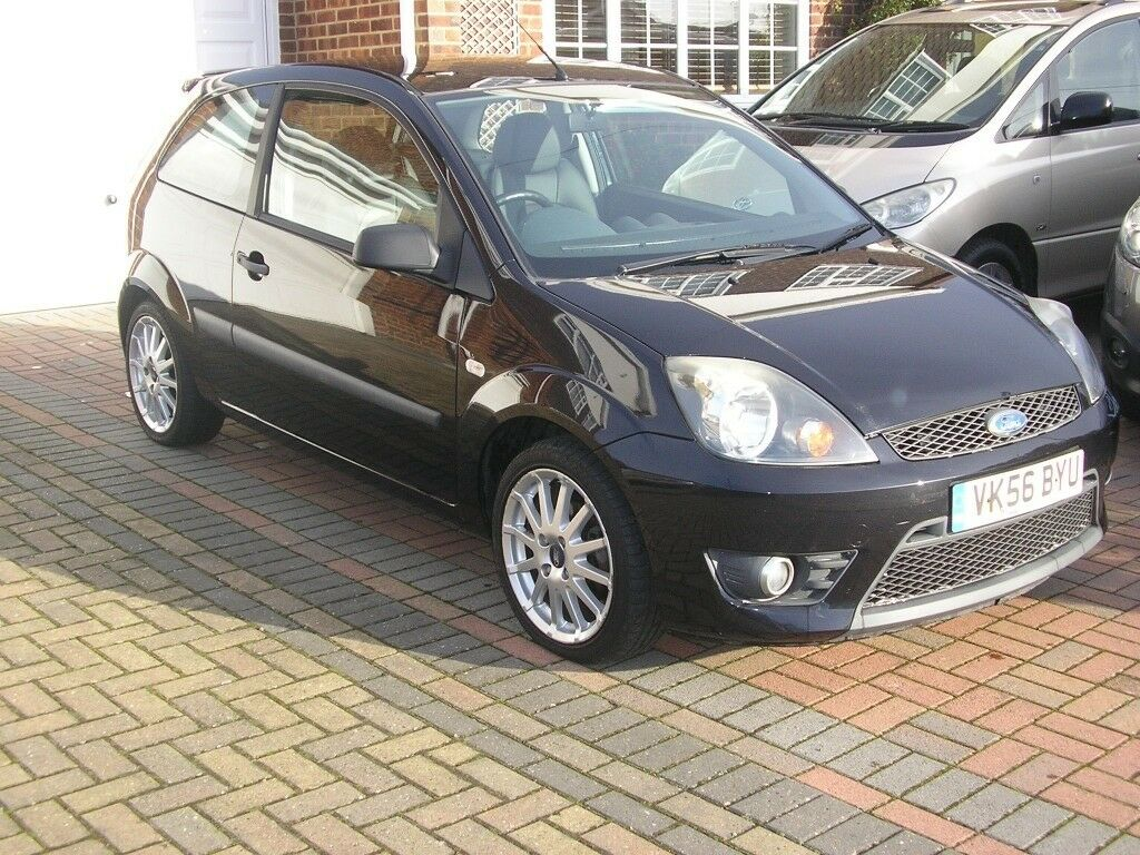 2006 ford fiesta 1 6 tdci zetec s met black 3 door 65000 miles only fsh only 30 a year tax. Black Bedroom Furniture Sets. Home Design Ideas
