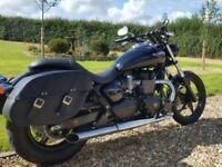 Triumph Speedmaster must sell