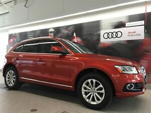 2014 Audi Q5 2.0 8sp Tiptronic Technik /Audi Certified