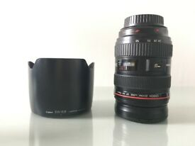 Canon EF 24-70mm F/2.8 L USM Lens. Great condition. Priced for quick sale