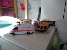 Emergency Service Vehicles