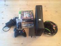 Xbox 360, 250gb, bundle