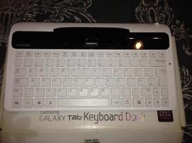 Laptop And keypad for Galaxy Tablet
