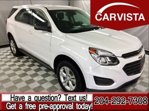2016 Chevrolet Equinox LS AWD -SASK VEHICLE/NO ACCIDENTS-