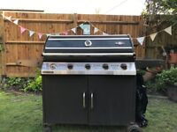 Beefeater Discovery gas BBQ