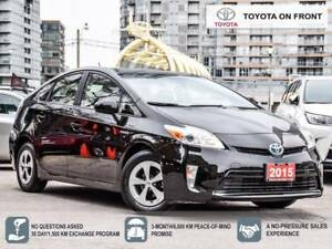 2015 Toyota Prius Leather Rear Camera Toyota Certified