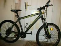 Orbea hydraulic disc brakes mountain bike (shimano deore)