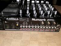 Numark Professional Effects Mixer 5000FX
