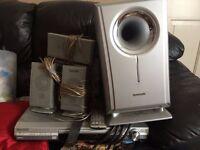 Panasonic Home Cinema Surround Sound DVD System