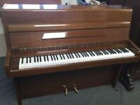 Upright Piano Danemann, (FREE LOCAL DELIVERY TN15 KENT) Serviced and Tuned