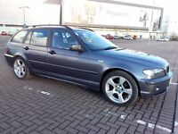 BMW 320d Touring 2003 - diesel estate - must be seen