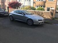 Alfa Romeo Brera 2.2 JTS with very rare interior